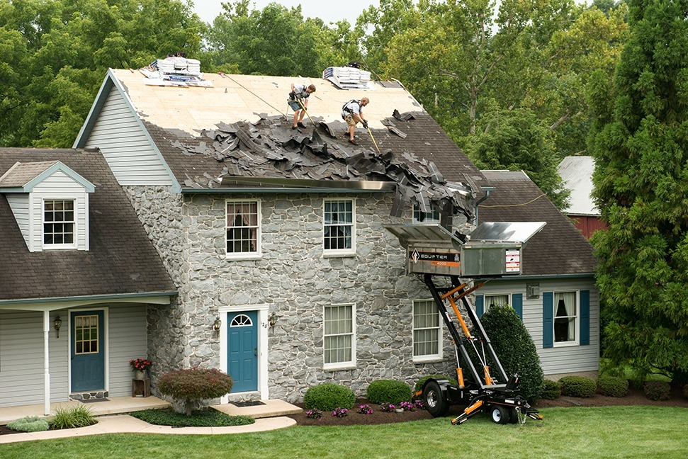 Roofing Services and Residential Roofing Contractor